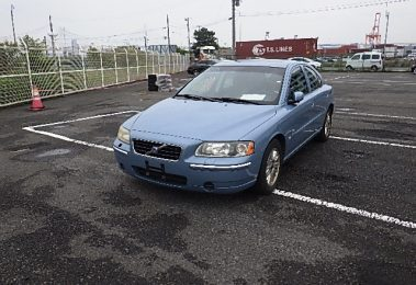 Volvo S60 2005 (Beautiful Condition & Low Mileage)