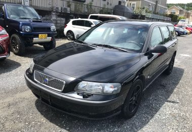 Volvo V70 2.4T 2000 (Great Youngtimer & Full Options)