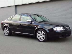 Audi S6 2004 (Beautiful Condition & Great Technics)