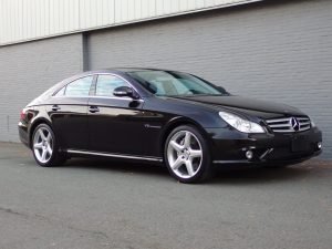 Mercedes CLS 55 AMG 2005 (Very Presentable & Strong Car)