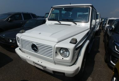 Mercedes G500 Long 2004 (Very Presentable & Perfect Technics)