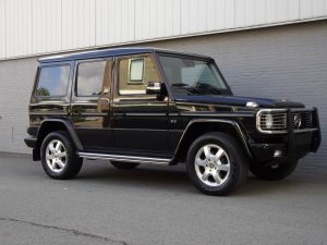 Mercedes G500 2003 (Well Documented & Great Youngtimer)