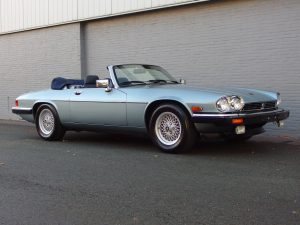 Jaguar XJS Convertible 1990 (Very Original Condition & Perfect Driver)