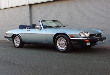 Jaguar XJS Convertible 1990 (Very Original Condition & Perfect Driver)