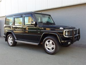 Mercedes G500 Long 2004 (Facelift Model & Original Condition)