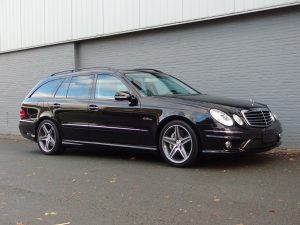 Mercedes E63 AMG Station Wagon 2006 (Extremely Fast & Rare Model)