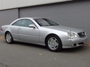 Mercedes CL 600 2001 (Unique Car & Very Good Condition)