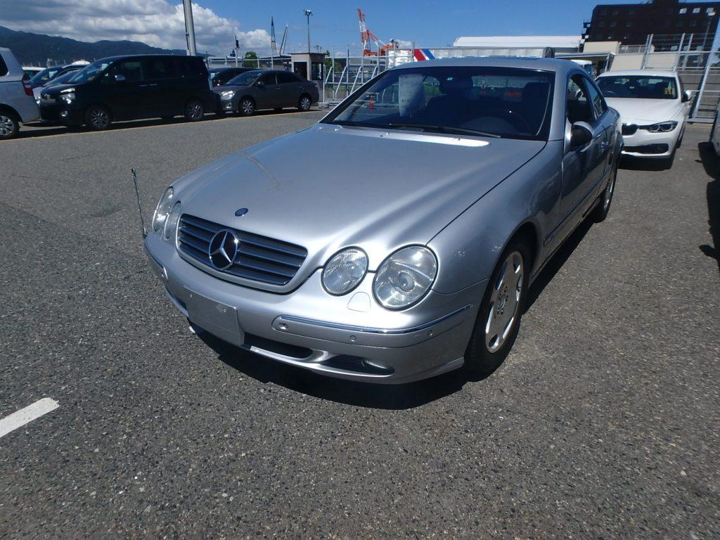 Mercedes CL 600 2001 (Unique Car & Very Good Condition)