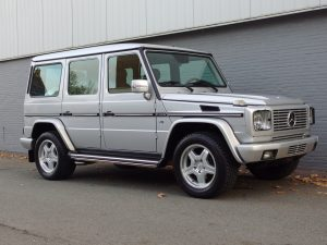 Mercedes G55 AMG Long 2004 (Very Strong Car & Great Documentation)