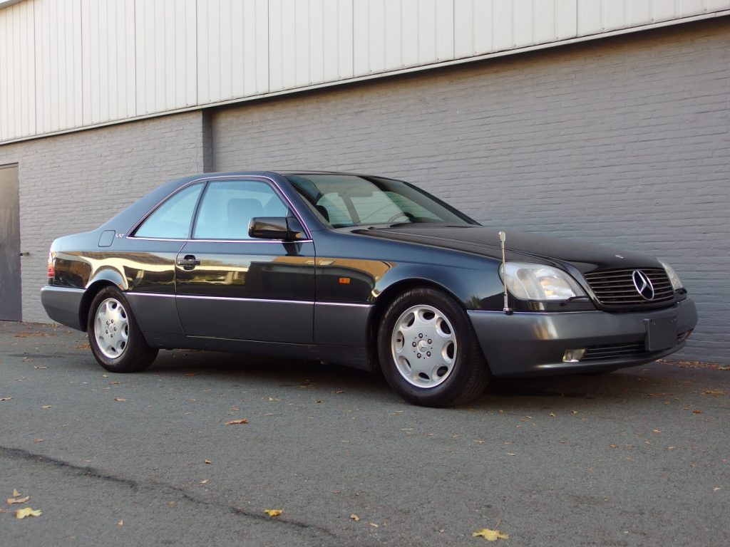 Mercedes S600 Coupe 1994 (Very Presentable Car & Excellent Driver)
