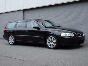 Volvo V70 R 2003 (Powerful Car & Unique Youngtimer)