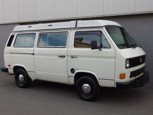 Volkswagen T3 Westfalia 1983 (Gasoline Engine & Very Original Condition)