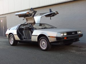 DMC DeLorean 1981 (Rare Iconic Car & Very Presentable)