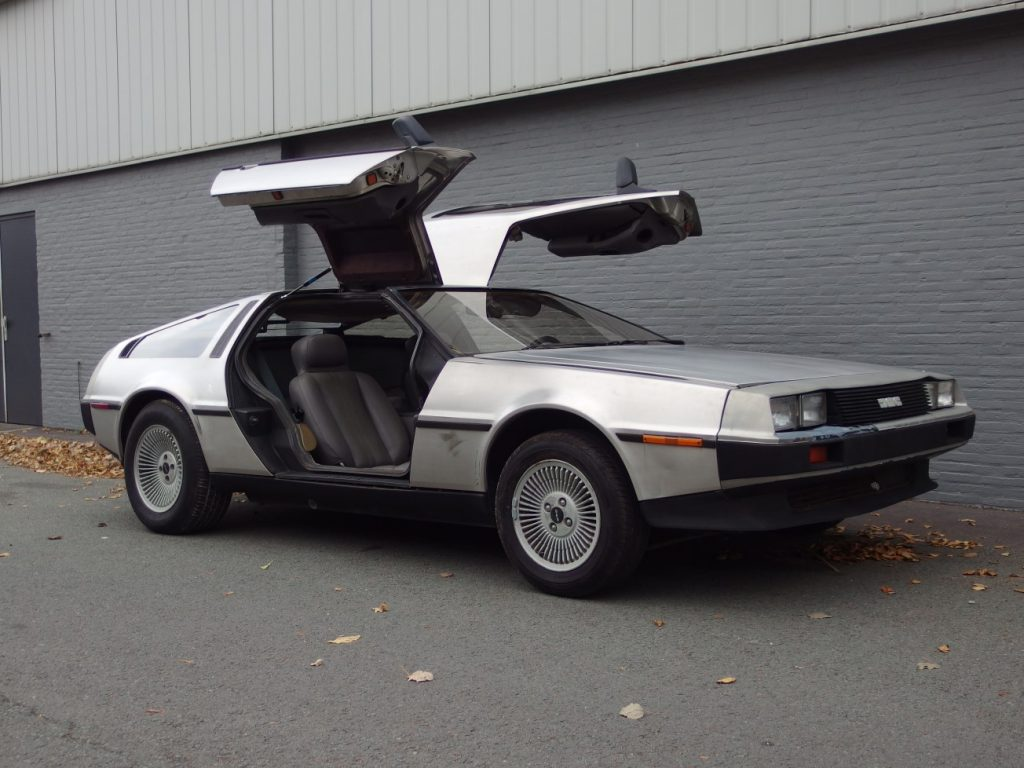 DMC DeLorean 1981 (Unique Car & Very Original Project)