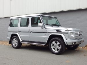 Mercedes G500 Long 2005 (7 Seater & Facelift Model)