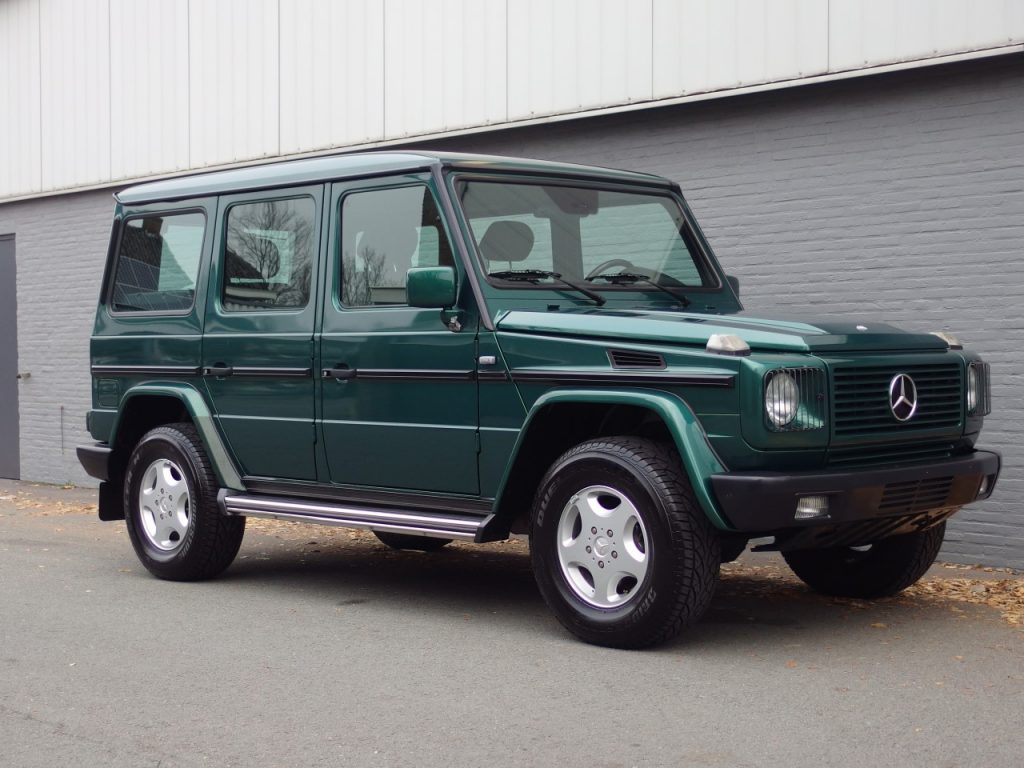 Mercedes G320 Long  2001 (Unique Color & Facelift Model)