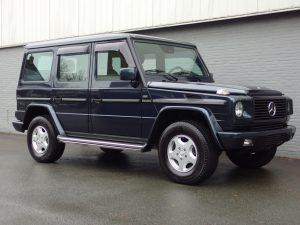 Mercedes G320 Long 2001 (7 Seater & Sunroof)