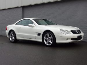 Mercedes SL 500 2003 (Presentable Car & Perfect Cruiser)