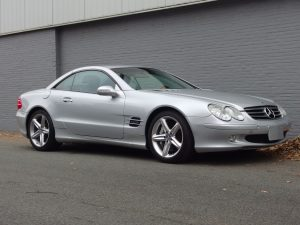 Mercedes SL 600 2003 (Unique Model & Very Presentable)