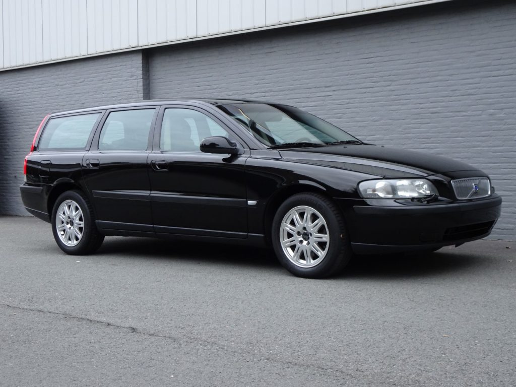 Volvo V70 2.4 T 2000 (Great Youngtimer & Perfect Driver)