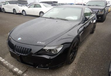 BMW 645 Ci 2004 (Sunroof & SMG Gearbox)