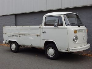 Volkswagen T2b Pickup 1974 (Greece Import & Nice Project)