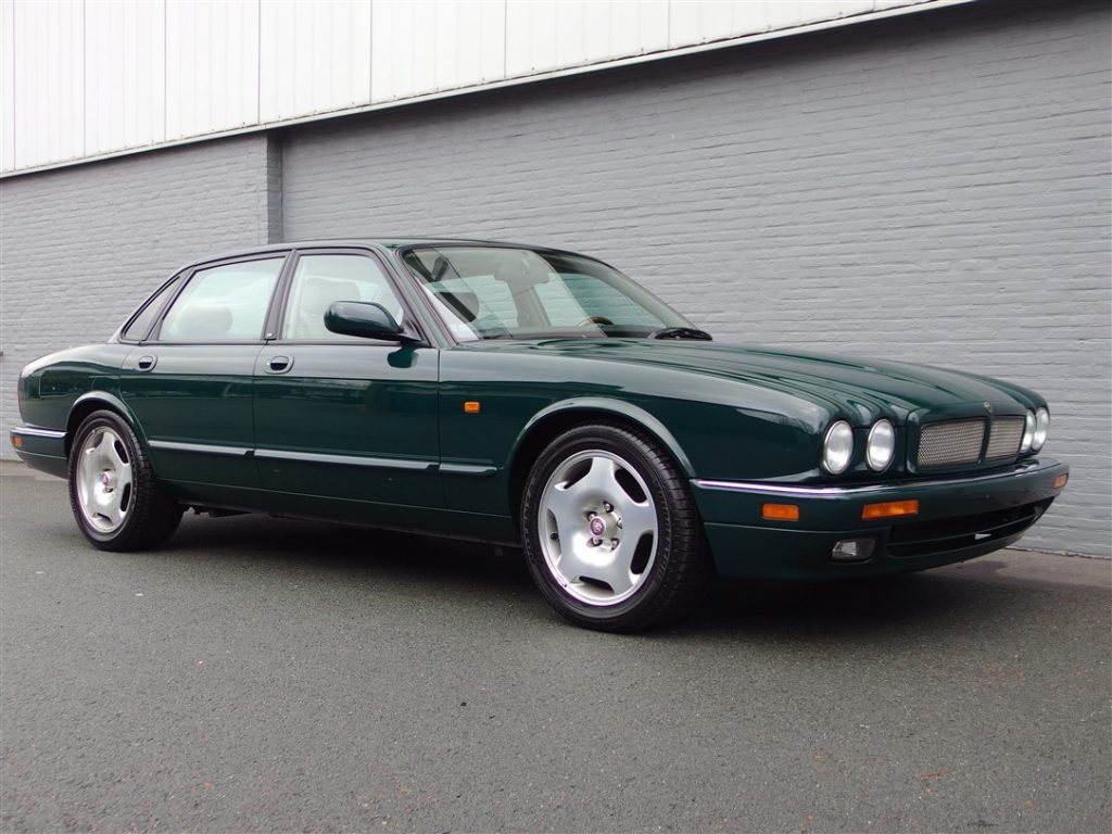 Jaguar XJR 1995 (Very Rare Youngtimer & Presentable Car)