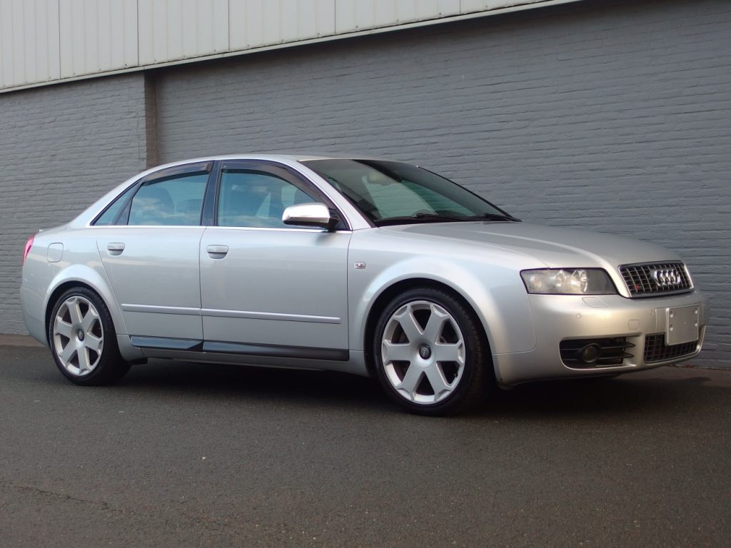 Audi S4 2004 (Fast Car & Very Original Condition)