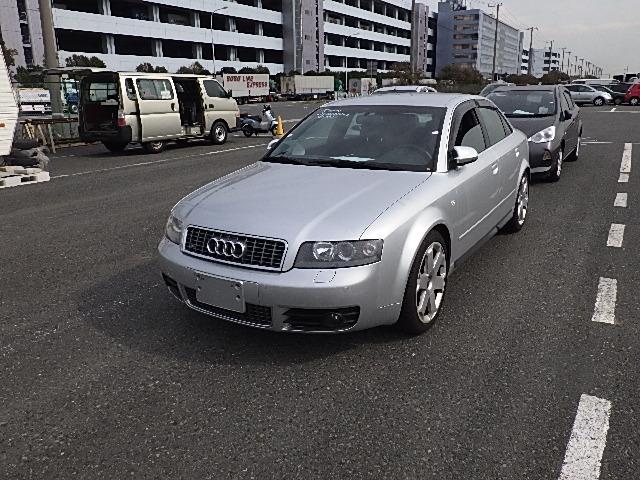 Audi S4 2004 (Fast Car & Very Original Condition)