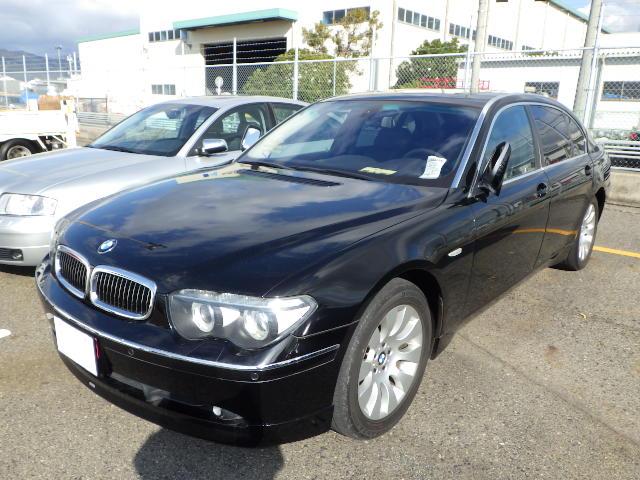 BMW 745 Li 2004 (Luxury Car & Fantastic Driver)