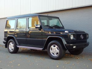 Mercedes G320 Long 2002 (Facelift Model & Presentable Car)