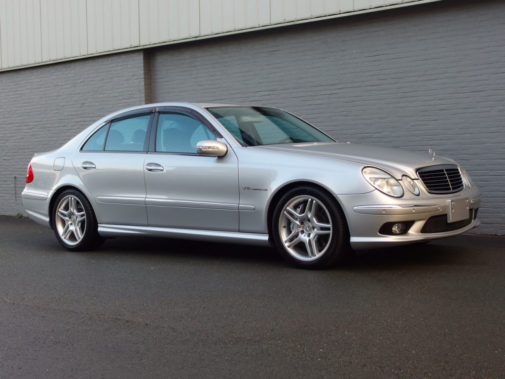 Mercedes E55 AMG 2003 (Beloved AMG Model & Beautiful Condition)