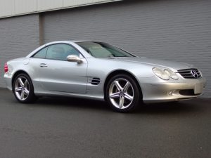 Mercedes SL 500 2003 (Very Presentable & Fantastic Cruiser)