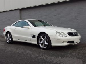 Mercedes SL 500 2003 (Nice Condition & Great Driver)