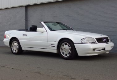 Mercedes SL 320 1995 (Perfect Driver & Great Documentation)