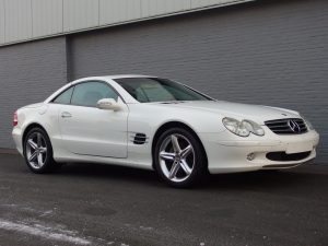 Mercedes SL 500 2002 (Very Good Condition & Great Cruiser)
