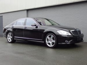 Mercedes S500 Long 2005 (Fantastic Car & Original AMG Package)