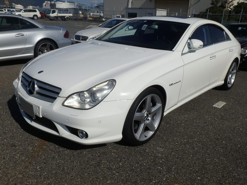 Mercedes CLS55 AMG 2005 (Beautiful Condition & Strong Car)