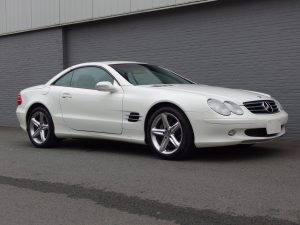 Mercedes SL 500 2002 (Presentable Car & Nice Cruiser)