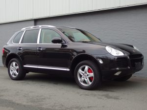 Porsche Cayenne Turbo 2004 (Ultimate SUV & Very Good Condition)