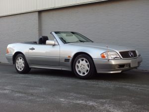 Mercedes SL 320 1995 (Presentable Car & Original Condition)