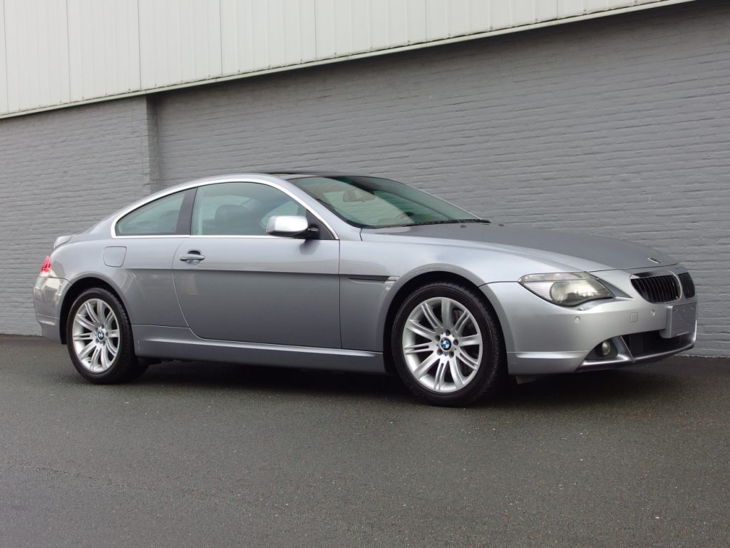 BMW 645 Ci 2004 (Very Presentable & Panoramic Roof)