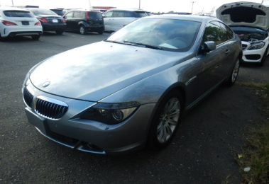 BMW 645 Ci 2004 (Beautiful Condition & Great Documentation)