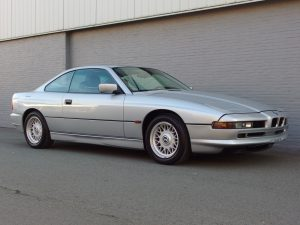 BMW 840 Ci 1996 (Unique Sports Car & Very Presentable)
