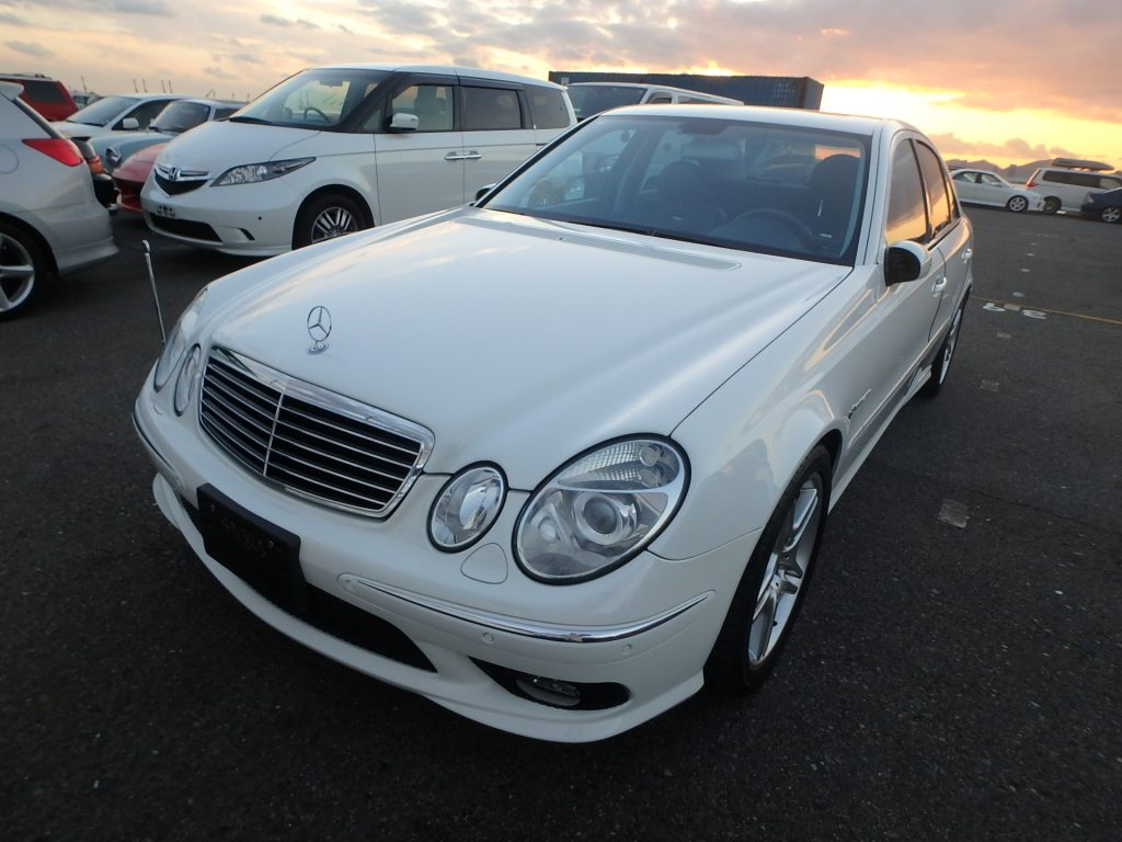 Mercedes E55 AMG 2004 (Well Documented & Beautiful Condition)
