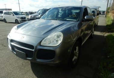 Porsche Cayenne Turbo 2003 (Very Powerful Car & Nice Condition)
