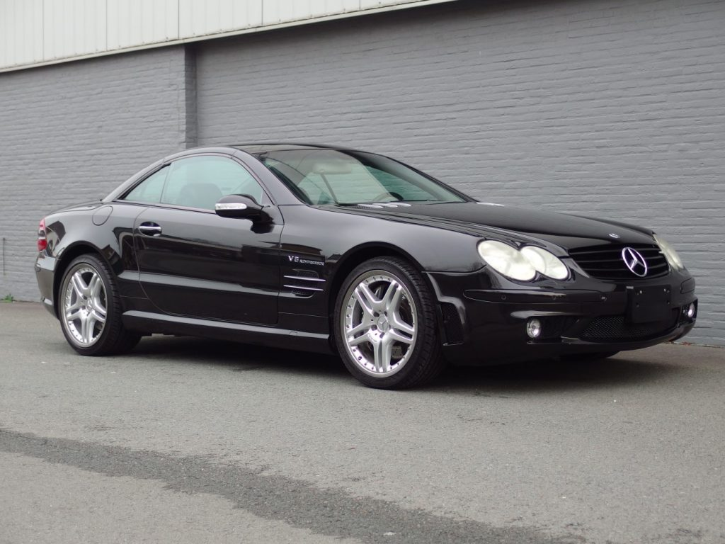 Mercedes SL 55 AMG 2002 (Unique Model & Fully Optioned)