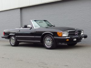 Mercedes 560 SL 1988 (Original Car & Presentable)