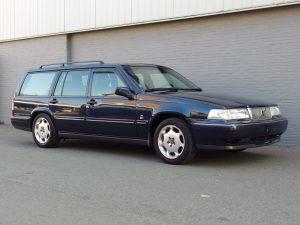 Volvo V90 1997 (Rare Youngtimer & Full Options)