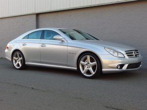 Mercedes CLS 55 AMG 2006 (New Condition & Just 49.000 Kilometers)